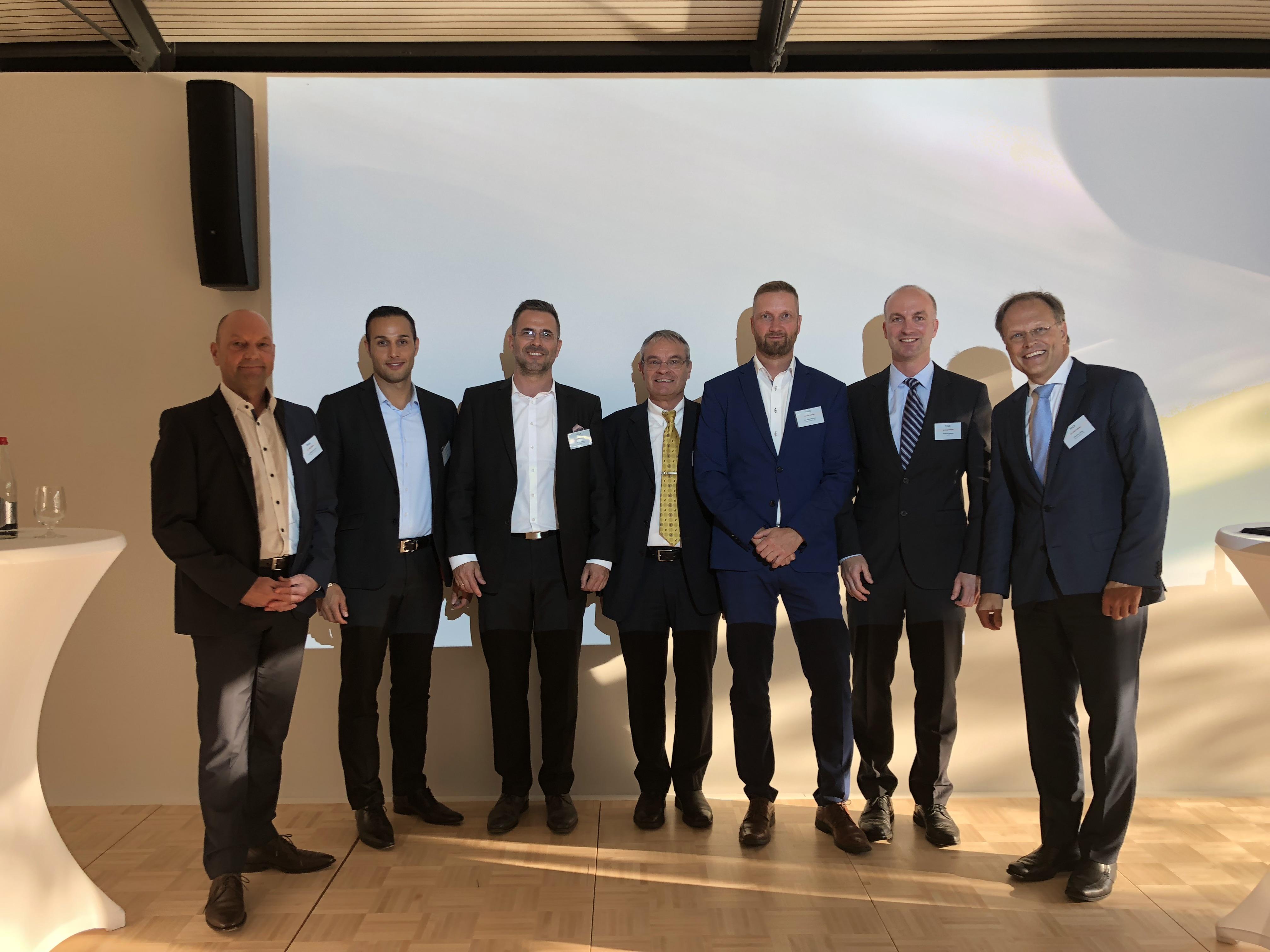 Teilnehmer FALK FORUM 2018